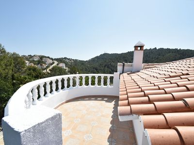 Photo for Fantastic Villa Oliva, 8 pp, great view of mountains & private swimming pool
