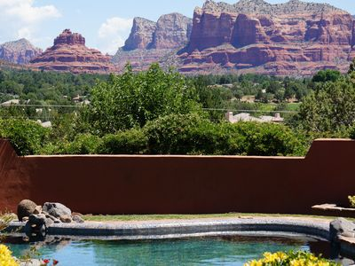 """Photo for *WEEKLY-MONTHLY DISCOUNTS NEW* Heavenly Sedona """"Morgan's View"""" (POOL/SPA/STEAM)"""