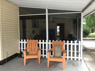 Photo for 2BR Mobile Home Vacation Rental in Lady Lake, Florida