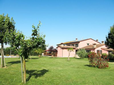 Photo for 3 bedroom Villa, sleeps 8 in Grecciano with Pool, Air Con and WiFi