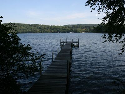 Photo for Squam Lakeside Cottage - Spend Your 2020 Vacation on Golden Pond!