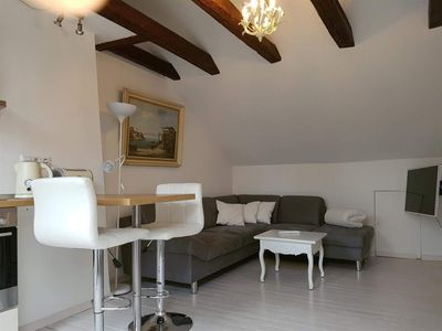 Photo for Apartment Shabby - 1 bedroom, bathroom, toilet - Villa Il Paradiso, Boardinghouse