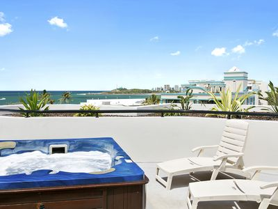 Photo for Jacuzzi  Private Rooftop Patio 2Bedroom