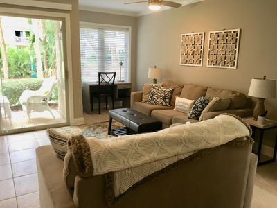 Photo for Beautiful updated Hilton Head Condo - Just a Short Walk to Coligny Beach