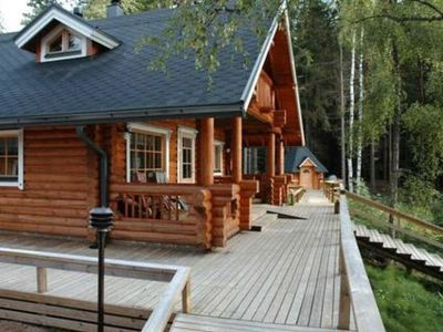 Photo for Vacation home Koivuranta in Jämijärvi - 9 persons, 3 bedrooms