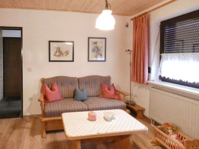 Photo for Apartment Am Hohen Bogen in Arrach - 2 persons, 1 bedrooms