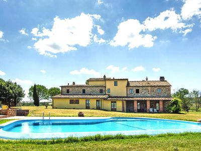 Photo for Holiday resort Casa d' Era Country House, Lajatico  in Um Pisa und Lucca - 8 persons, 2 bedrooms