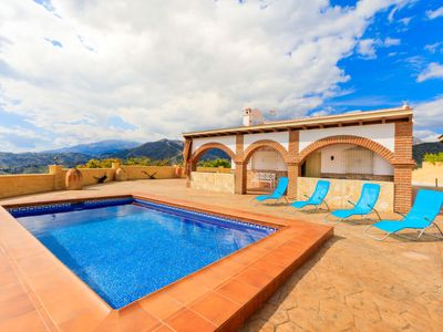 Photo for Vacation home Salvador in Nerja - 5 persons, 3 bedrooms