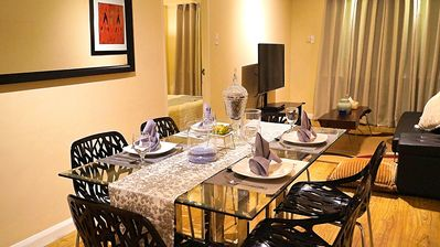 Photo for 1BR Condo Vacation Rental in Legazpi Village, NCR