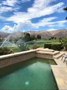 Photo for La Quinta Fairways Home - South facing Views of Mountains, Lake and Golf Course