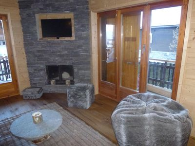 Photo for Comfortable and renovated 2-bedroom-apartment (3*) for 6 persons located next to the cable car. Brig