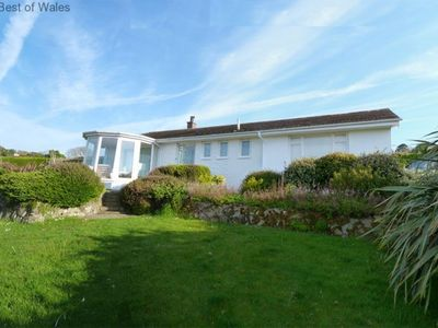 Photo for Ger y Traeth - Three Bedroom House, Sleeps 6