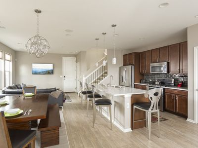Photo for BEAUTIFUL AND LUXURY HOME IN THE HART OF DENVER (STAPLETON)