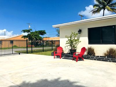 Photo for Magic City House Miami 3/2 Gated Parking/KING BED!