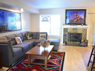 Photo for Enjoy this remodeled mountain flare unit. #197 Close to the slopes and the Villa
