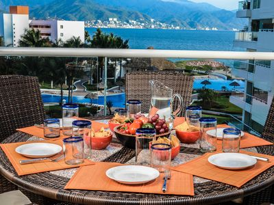 Photo for Puerto Vallarta Luxury Beachfront Paradise Shangri La