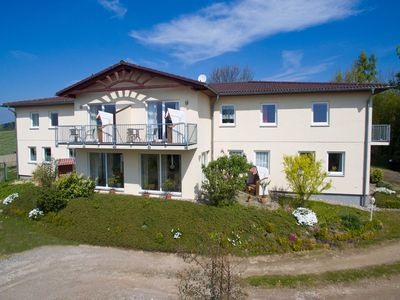 Photo for Holiday apartment 4 - 200 m to the beach of Göhren - Holiday home Strandkorb Apartment 4 - 200 m to the beach