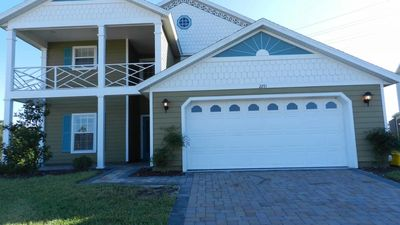 Photo for Very accommodating 4/5 Pool Home in Victoria Woods at Providence Golf and Country Club. Private, lus