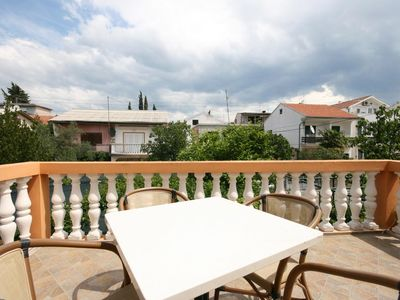 Photo for One bedroom apartment with terrace Vodice (A-6444-b)