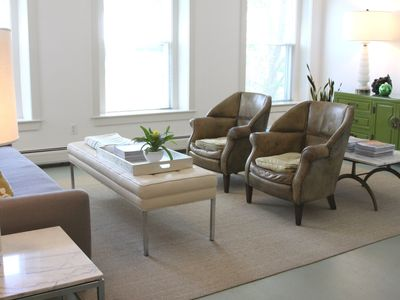 Photo for Large, open, relaxing space in the heart of vibrant downtown Rockland.