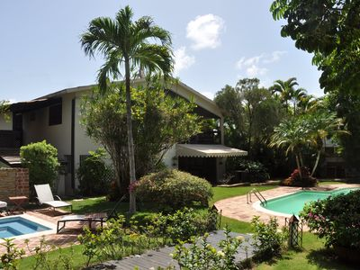 Photo for 3BD Downtown Villa With Private Pool And Garden, Jacuzzi, Guest-Friendly