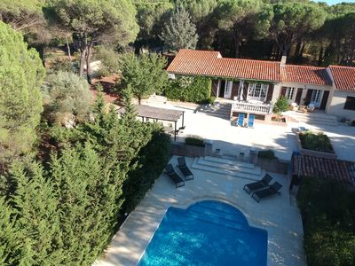 Photo for Stunning property in the heart of Provence. Big pool and outdoor area