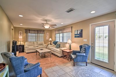 Make this Pass Christian vacation rental house your home-away-from-home!