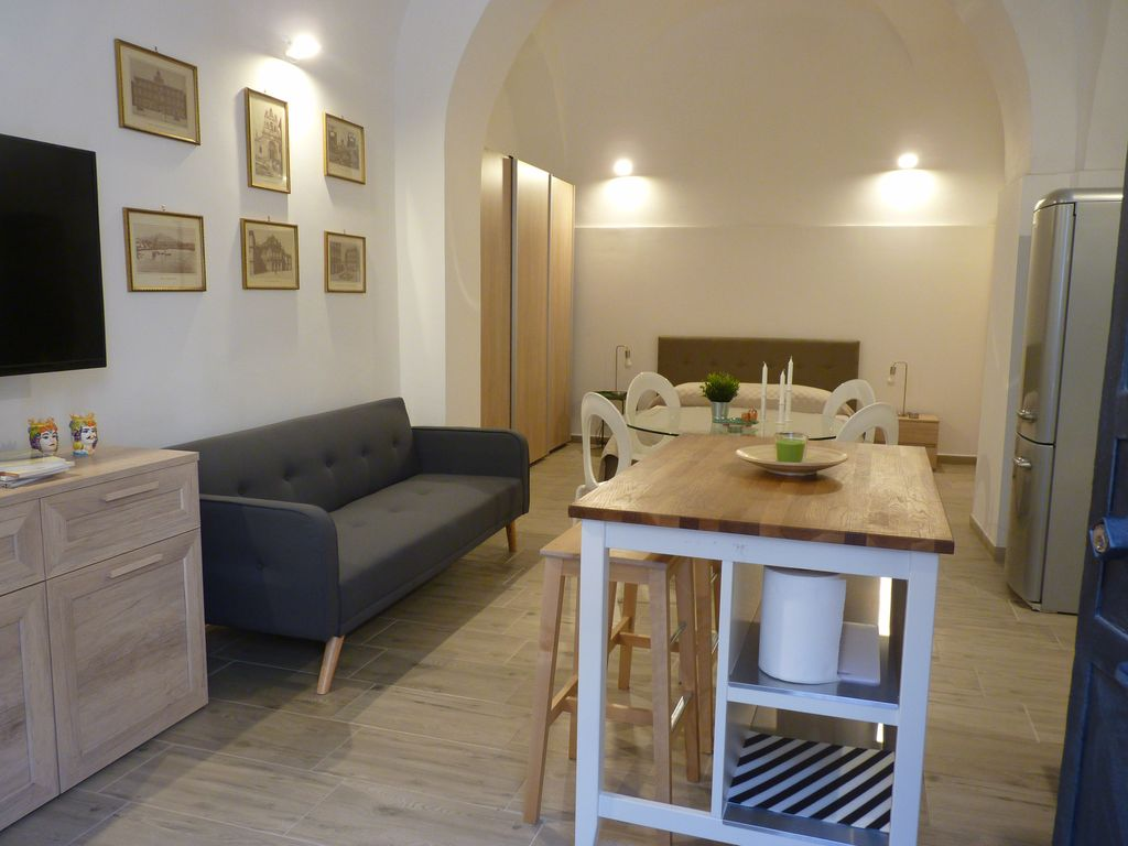Dimora Siciliana - one-room apartment in the historic center - Old Town