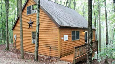 Photo for Ridgeview Cabin At Hocking Hills