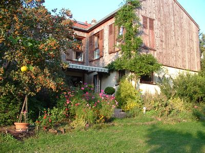 Photo for Very pleasant well equipped gîte for 12 in the heart of the northern Vosges