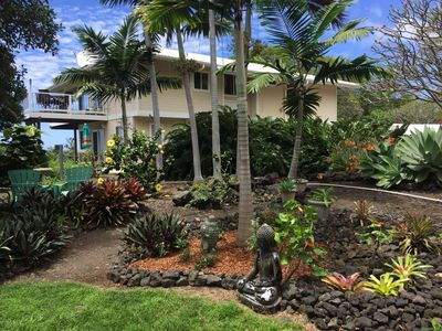 "Photo for Beautiful Ocean View & Meditation Garden at Pukalani ""Heaven's Gate"""