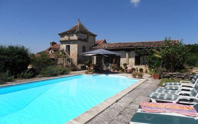 Photo for Les gites Perard (Le Grand Gite) sleeps 6, family-friendly and pets welcome