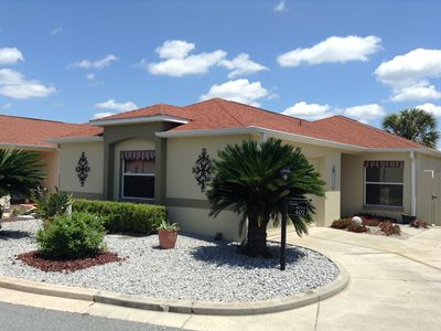 Peacefully Located 2/2 Villa w/BBQ Grill and FREE WiFI! ALL Pets Welcome!
