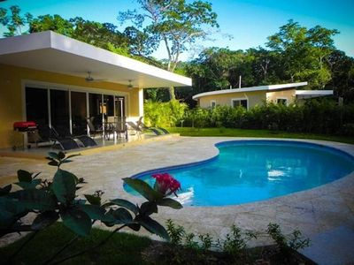 Photo for Quiet, private 2 bedroom villa a few minutes from downtown sosua town and beach