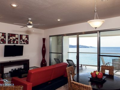 Photo for 1 Bedroom Condo Playa Blanca 706