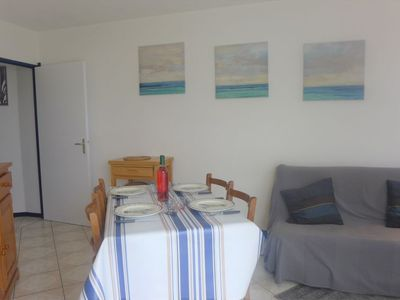 Photo for Apartment Ene Guticia in Hendaye - 4 persons, 1 bedrooms