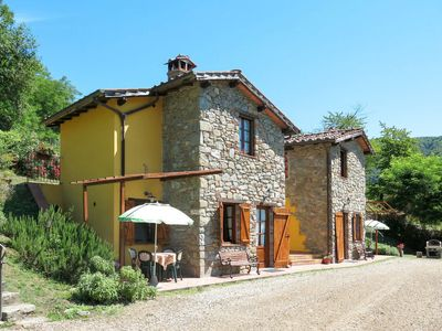 Photo for Vacation home Le Capanne (BLU200) in Bagni di Lucca - 4 persons, 1 bedrooms