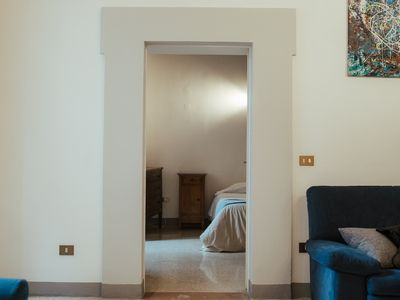 Photo for Ride the Beauty Art Apartment in the center of Assisi