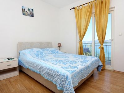 Photo for One bedroom apartment near beach Žuronja, Pelješac (A-10137-b)