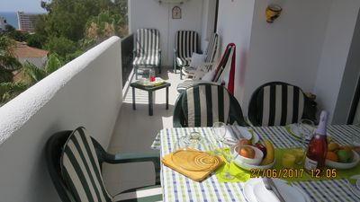 Photo for Ref: 212 - Beautiful apartment with 2 bedrooms and 2 bathrooms and pool Fuengirola