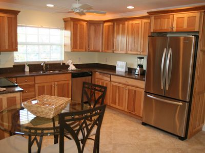 New Kitchen with Cambria Quartz countertops and upgraded full-sized Appliances