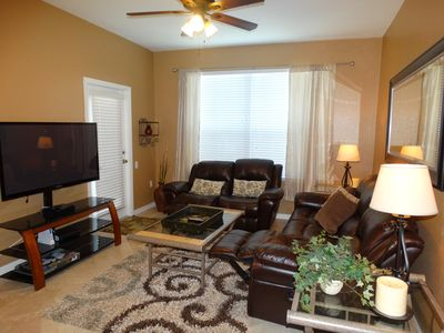 Photo for SPECIAL LOW INTRODUCTORY PRICING! Windsor Hills LUXURY 3 Bedroom Condo!