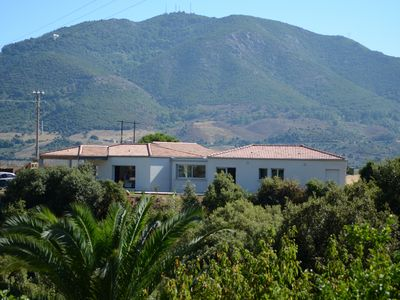 Photo for Villa for 12 people 10 minutes from Ajaccio