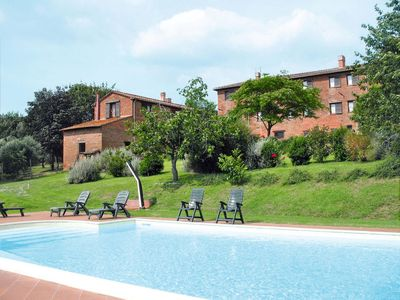 Photo for Vacation home Borgo del Papa (CSI122) in Chiusi - 25 persons, 8 bedrooms