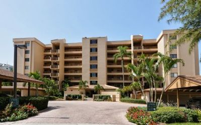 Photo for Chinaberry 474 - 2 Bedroom Condo with Private Beach with lounge chairs & umbrella provided, 2 Pools, Fitness Center and Tennis Courts.