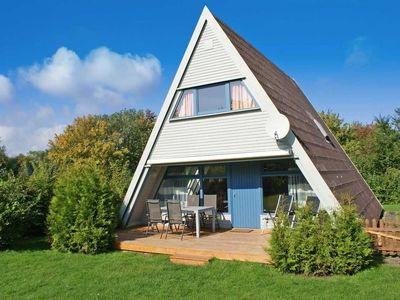 Photo for Tent roof house - large plot near the beach - Tent roof house with W-Lan and fence - car parking space