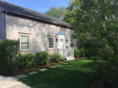 Photo for Renovated In-Town Nantucket Cottage