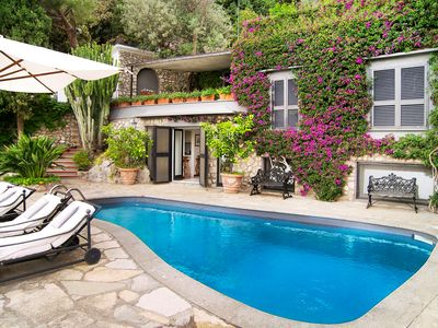 Photo for Superb 4 bedroom Villa in Capri (Q5158)