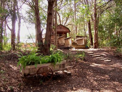 Photo for Trails West Retreat Cabin