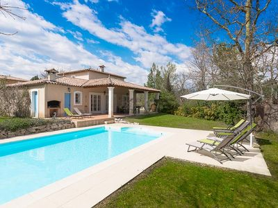 Photo for Les Pins d'Azur, Fayence, Holiday Rental South of France